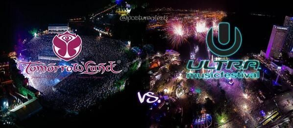 ¿Ultra Music Festival ha superado a Tomorrowland como