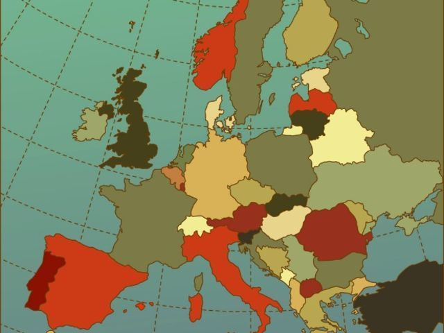 ¿Cuál de estas ciudades no está en Europa?
