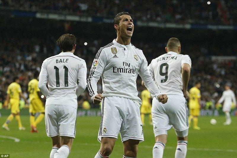 14928 - Hagamos un Equipo con el Clásico 4-3-3 / Tema: Historia del Real Madrid