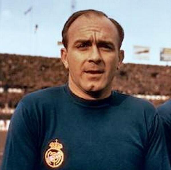 ¿En qué año debutó con el Real Madrid?