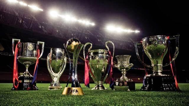 15025 - Hagamos un Equipo con el Clásico 4-3-3 / Tema: Historia del F.C.Barcelona
