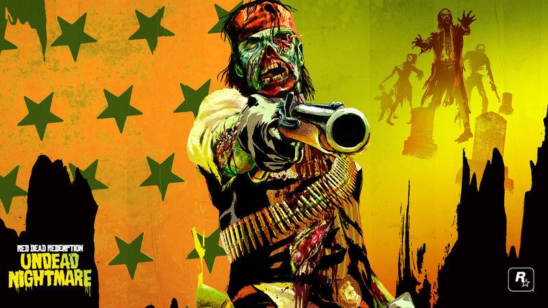 15054 - ¿Sobrevivirías en el mundo de Red Dead Redemption Undead Nightmare?