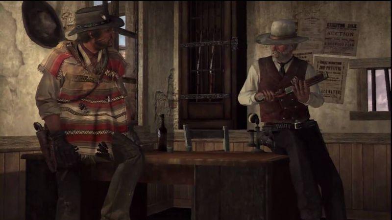 El comisario te comenta que nos quedamos sin munición y te pide asaltar un tren militar y robar varias cajas...