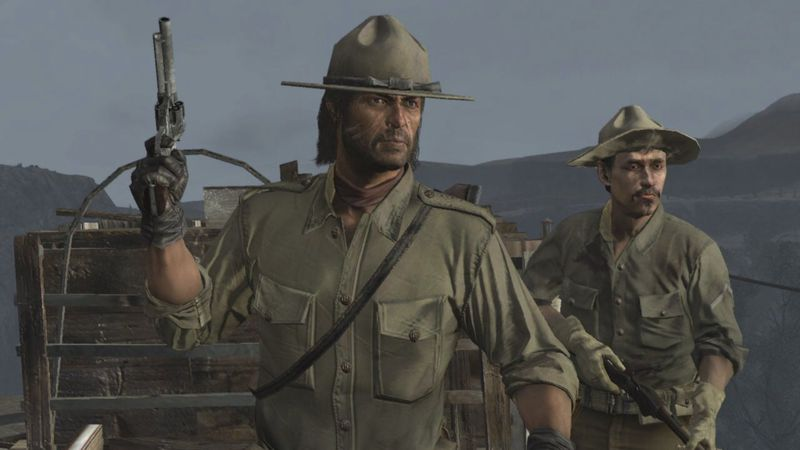 El cabo del escuadrón te invita a unirte al ejército y marchar en tren a México