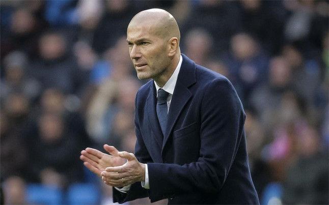 ¿Qué resultado consiguió el Real Madrid en su primer partido con Zidane como entrenador?