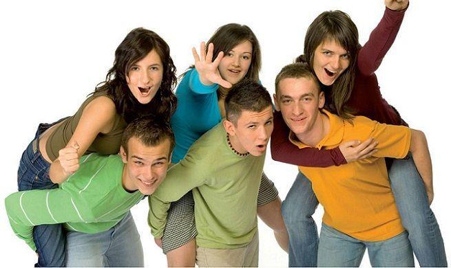 Cuando formas grupos con tus amigos, ¿te toca líder o no?