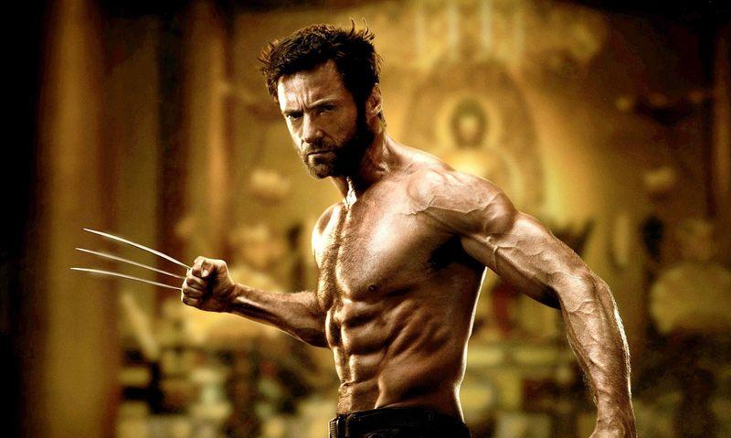 Wolverine: X-men. Actual: Hugh Jackman
