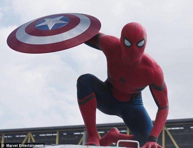 ¿Spider-man pertenece a Marvel studios ahora?