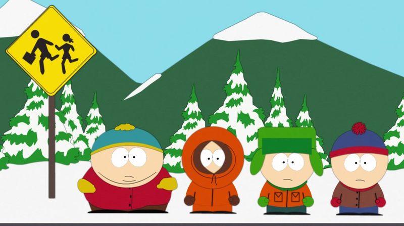 15130 - ¿Sabes cómo se llaman estos personajes de South Park? (Versión difícil)