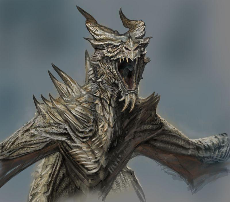 Según Paarthurnax, todos los gritos son...