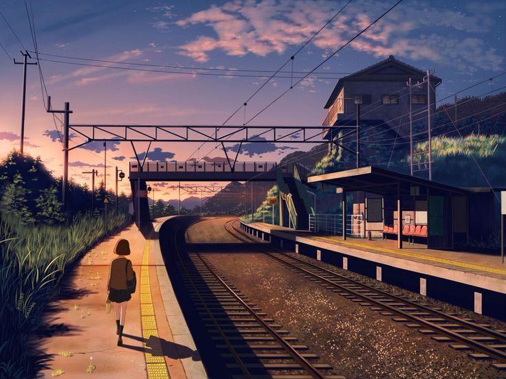Escuchas un rumor en la escuela acerca de algún fantasma que se aparece en las noches en la estación, tú...