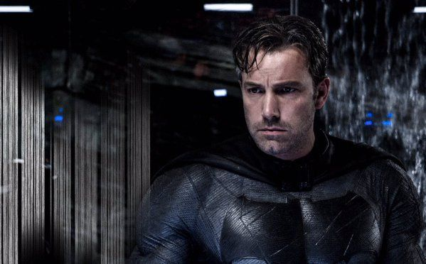 ¿Qué tal Ben Affleck como Batman?