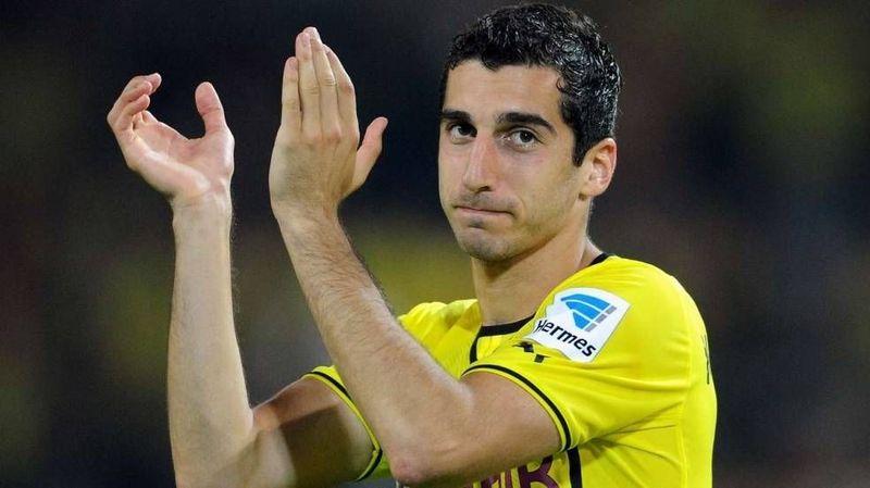 ¿Cómo se llama este jugador del Borussia Dortmund?