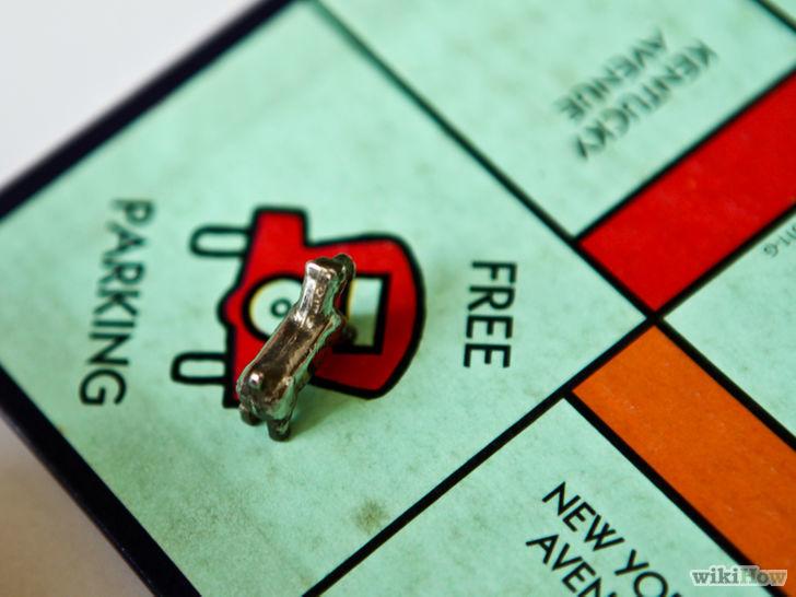 Sigues. Parking gratuito. Recibes 1500$ de la caja de comunidad.