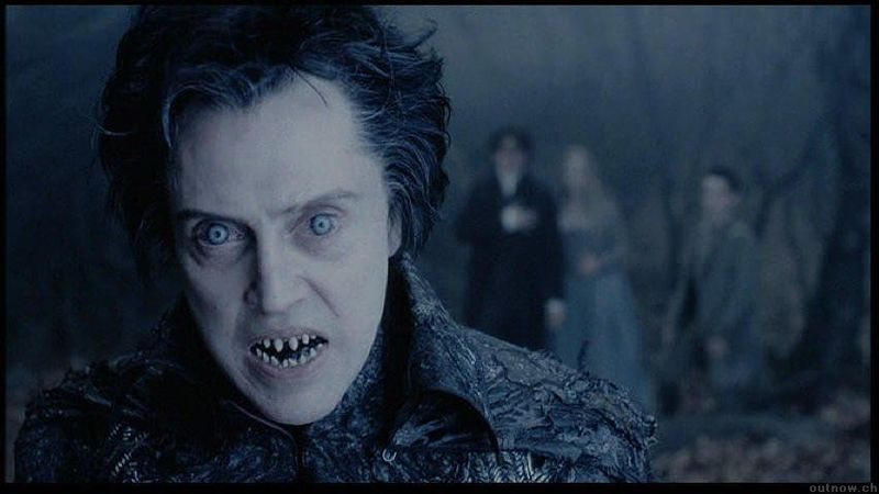 ¿De qué año es la película Sleepy Hollow?