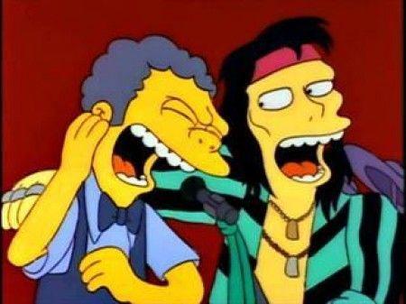 ¿Qué canción canta Moe con Aerosmith?