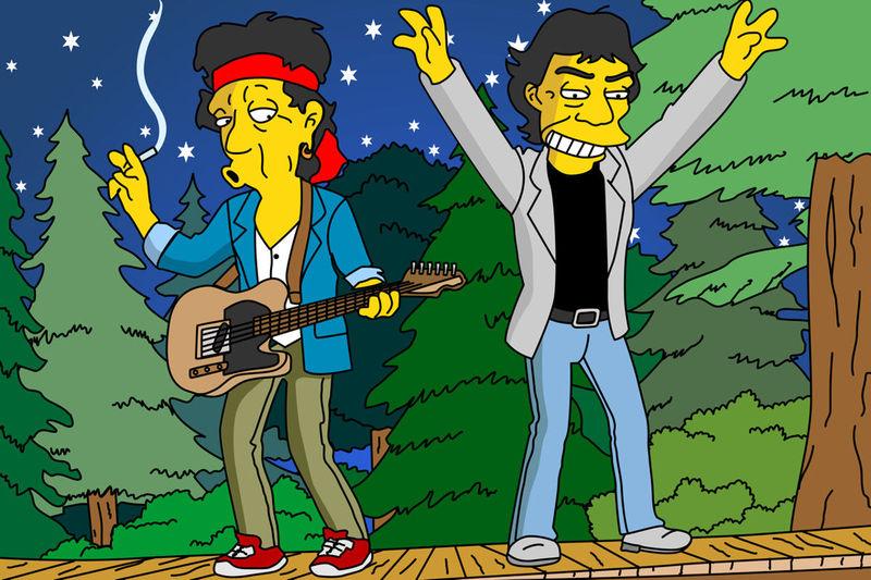 ¿Qué miembro de los Rolling Stones enseña a huir de los fans?