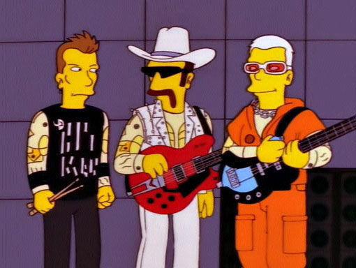 ¿En qué capítulo aparece U2?