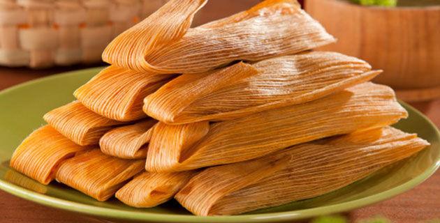 ¿Cuál es el ingrediente base del tamal?