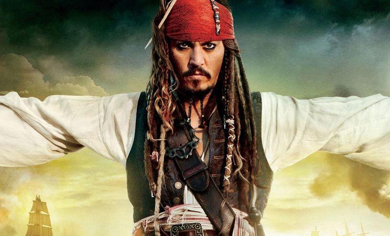 15349 - ¿Qué personaje de Piratas del caribe eres?