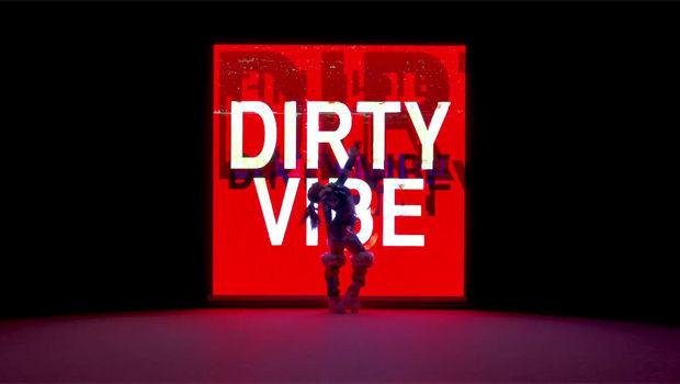 ¿Qué dos artistas colaboraron con Skrillex para hacer Dirty Vibe?