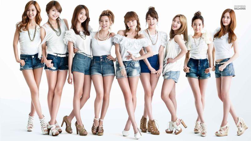 ¿Cuál de estas chicas no pertenece a Girls' Generation?