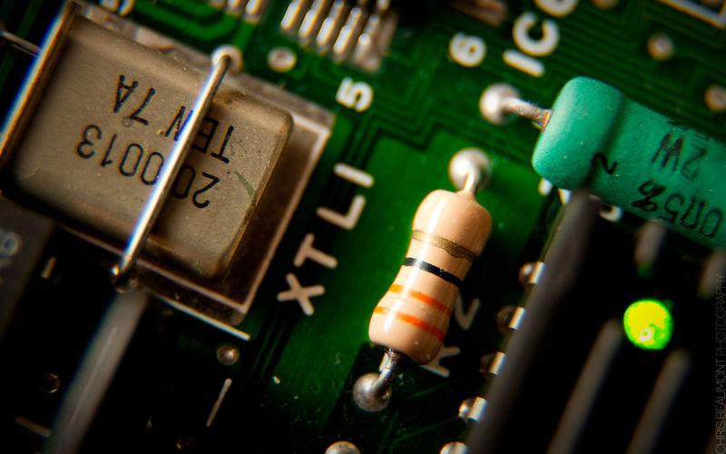 15373 - ¿Amante y conocedor de la electrónica?  Pruébate reconociendo estos componentes [Fácil]