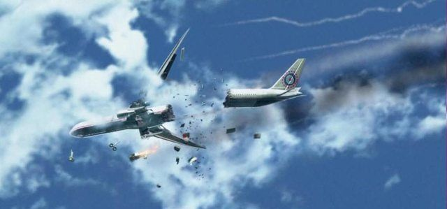 La aerolínea en la que viajaban los protagonistas de Lost cuando cayeron a la isla se llamaba...
