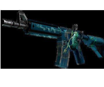 M4A4 - Poseidón