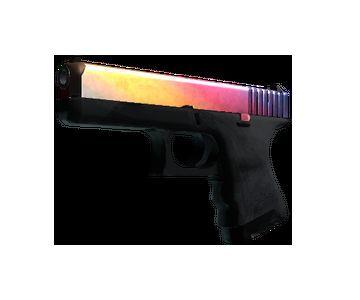 Glock-18 - Desteñido
