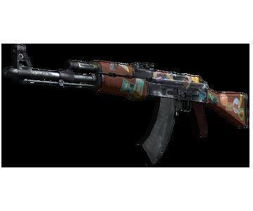 AK-47 - Jet Set