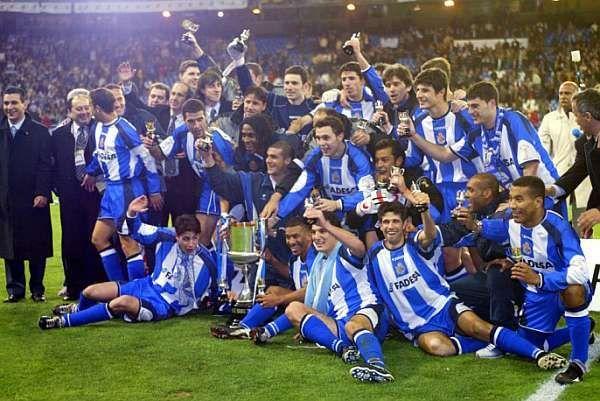 15416 - Leyendas del Deportivo de la Coruña
