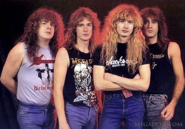 ¿Quiénes fueron los primeros miembros de la banda?