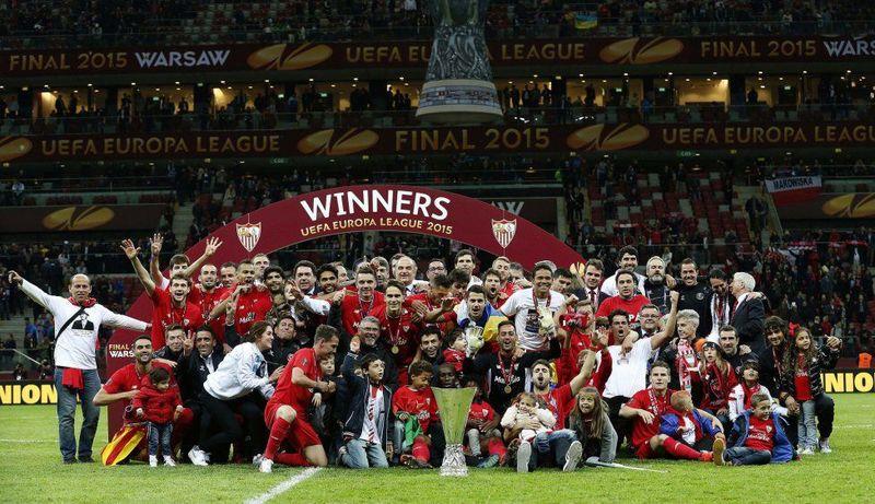 15428 - Dorsales del Sevilla FC