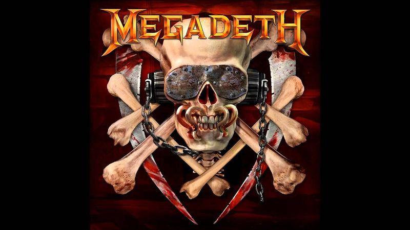 ¿Cómo se llama el primer disco de Megadeth?
