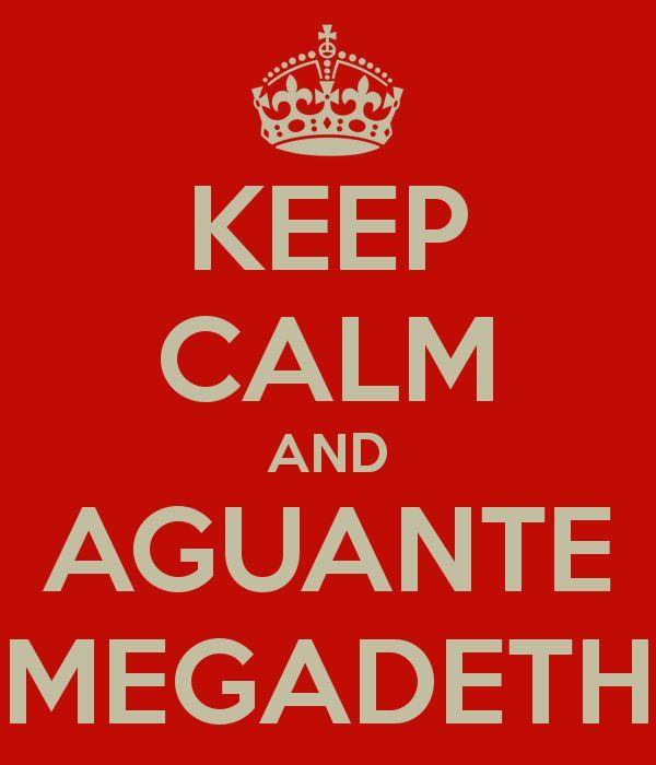 """¿Quiénes crearon el famoso """" Aguante Megadeth"""" que se canta normalmente durante la canción """"Symphony of Destruction""""?"""