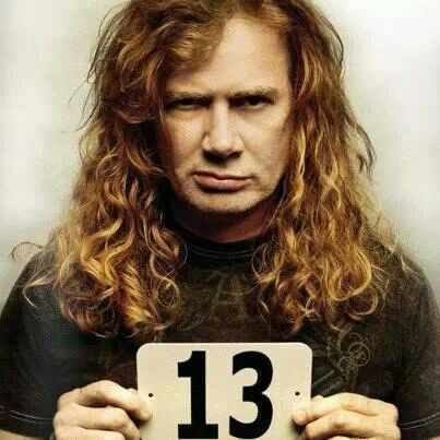 ¿Que grave problema afectó  a Dave Mustaine hace tiempo?