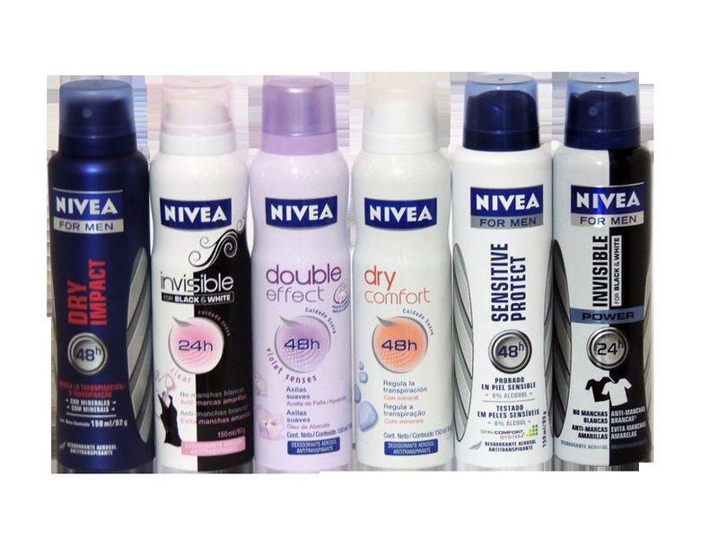 15472 - ¿Qué tipo de desodorante eres?