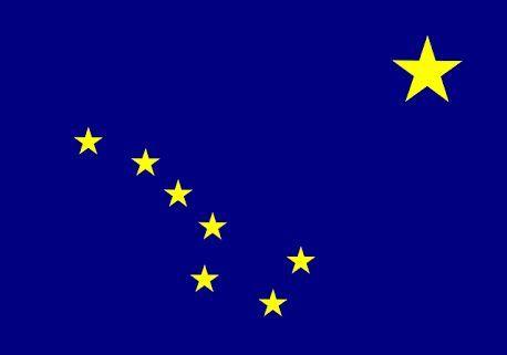 ¿Quién diseñó la bandera de Alaska?