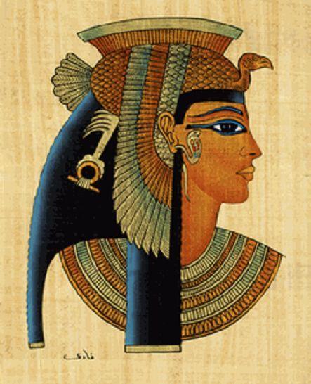 Según la historia. ¿Con cuántas personas llegó a practicar sexo oral Cleopatra en una noche?