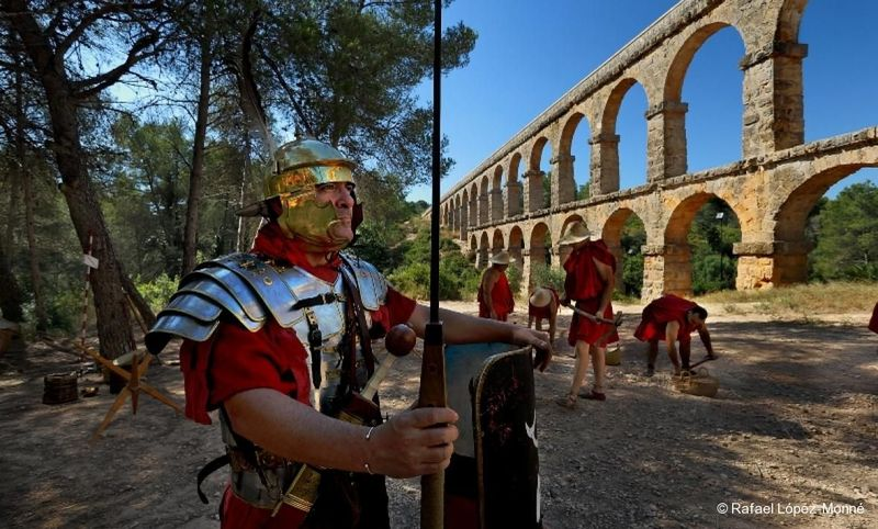 ¿Cómo se llamaba el General romano que hizo que las legiones fueran