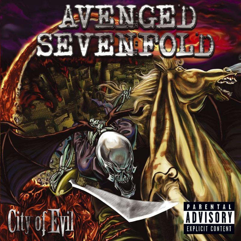 15529 - Relaciona cada canción con su álbum de Avenged Sevenfold