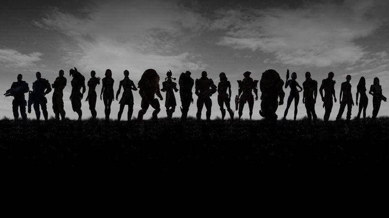15610 - ¿A qué raza perteneces en Mass Effect?