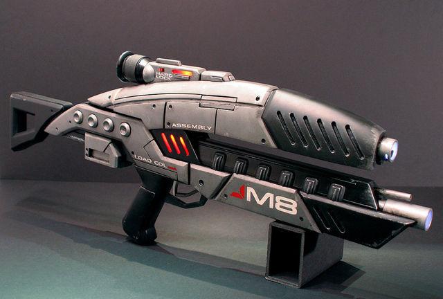 Una sencilla para empezar ¿Que arma llevarías contigo?