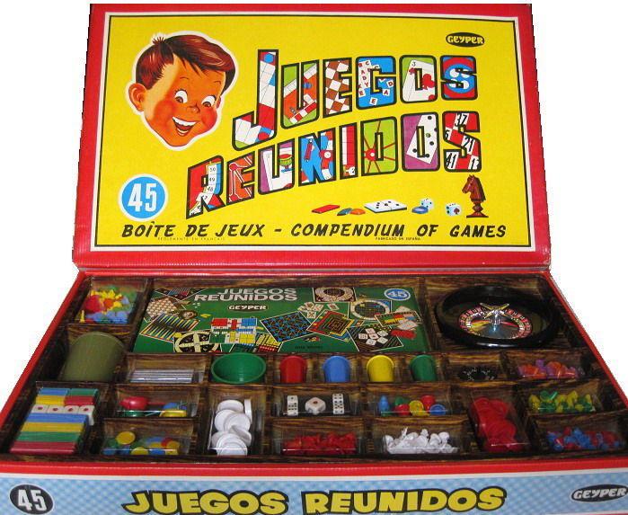 15570 - QUIZ REMEMBER: ¿Recuerdas todos estos juegos de mesa de tu infancia?
