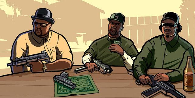 15613 - ¿Cuánto sabes de GTA San Andreas? [Nivel avanzado]