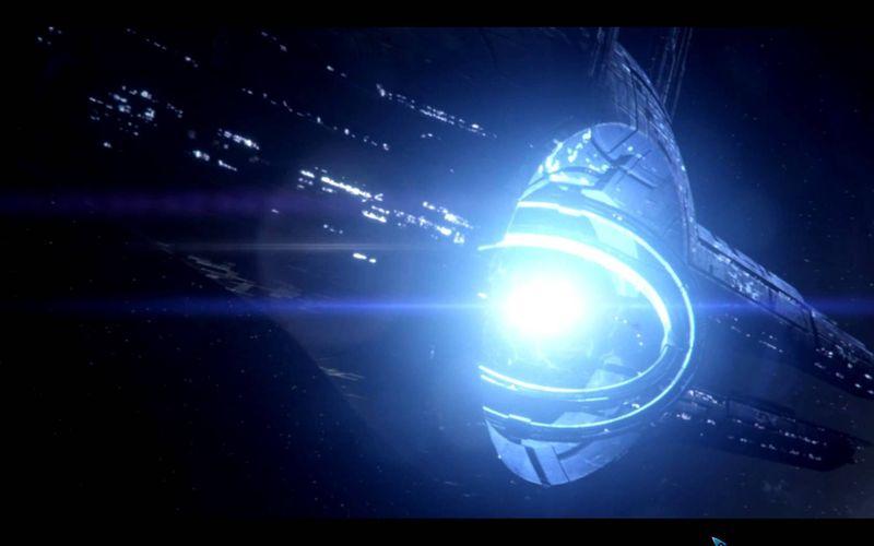 Has llegado a tu objetivo pero es demasiado tarde, debes elegir entre tu vida o arrojar a la galaxia a un destino incierto.