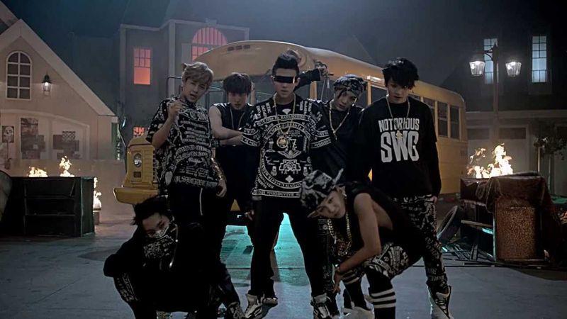 ¿Con qué canción debuto BTS?