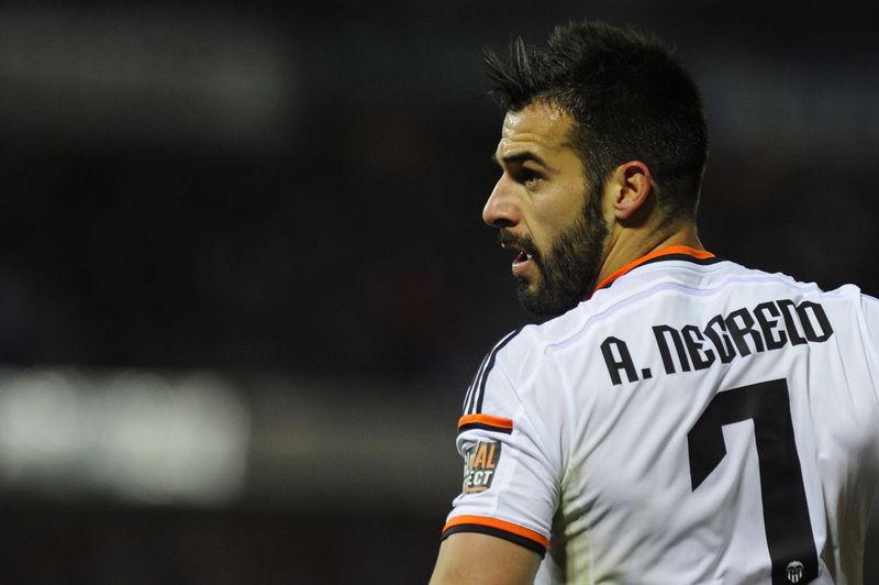 ¡Dónde jugó Alvaro Negredo?