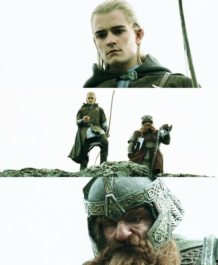 El combate contra los huargos ha terminado, pero Aragorn ha caído al río... ¿Qué haces?